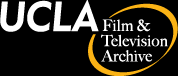 UCLA Film and Television Archive